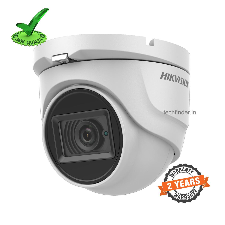 Hikvision DS-2CE76D0T-ITPFS IR 2mp HD Audio Dome Camera