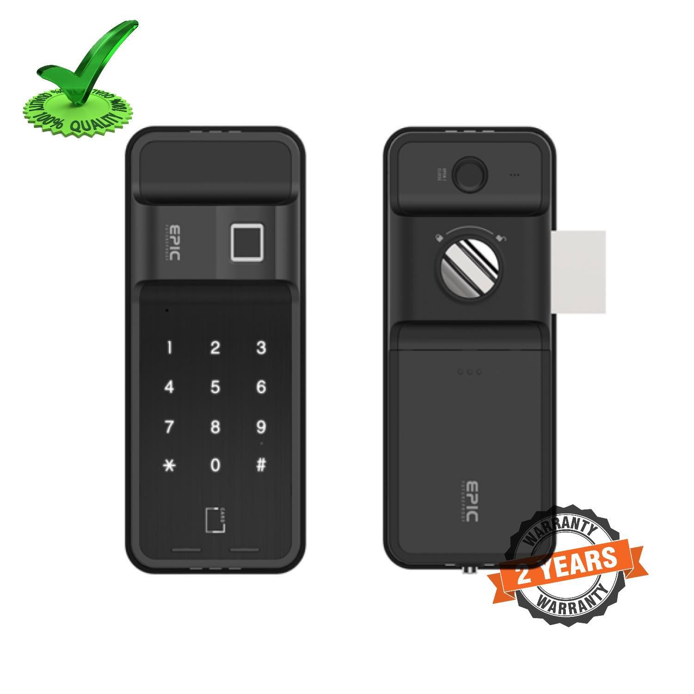 Epic ES-F500D 4way to Open Finger Print Digital Door Lock