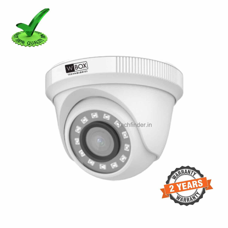 WBox WBC0ECVHD2R2FPN 2mp 1080p AHD Ir Dome Camera