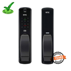 Epic EF-P8800K Pull-Push Finger Print Door Lock