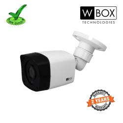 W Box WBC0E-CLHB5R2FPLE AHD 5mp Plastic Body IR  HD Bullet Camera