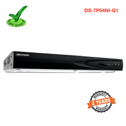Hikvision DS-7P04NI-Q1 Hdmi 4ch Support 4k Nvr