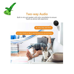 Imou Cue 2 1080p Wireless Smart Wi-Fi Camera