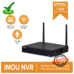 Imou 4Channel Wireless Video Recorder