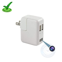 4k Wi-Fi Hidden Spy Camera with Recorder in Apple Usb Charger
