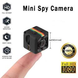 1080p Hidden Smallest HD Spy Camera